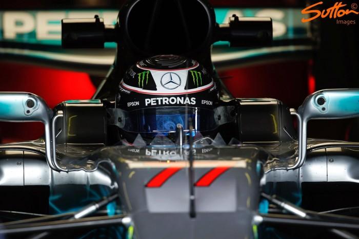 Barcelona Testing: Bottas fastest as Raikkonen crashes out