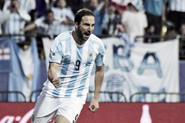 Argentina - Colombia - Clash of heavyweights with different fortunes