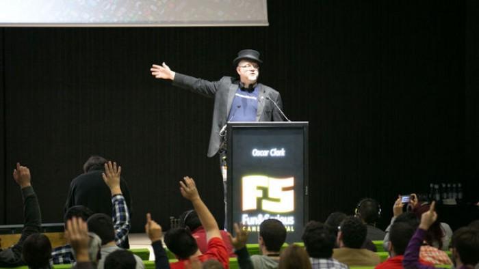 Game Industry Forum, el congreso para profesionales del videojuego