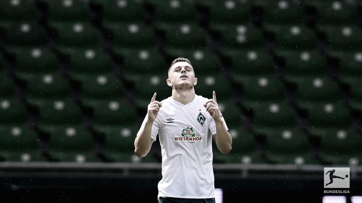 Werder Bremen massacra Colônia e com derrota doDüsseldorf se garante na repescagem