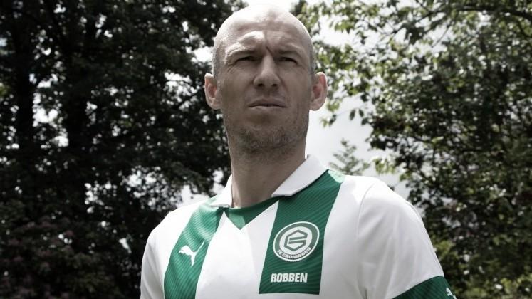 Robben deixa aposentadoria para jogar no Groningen, da Holanda