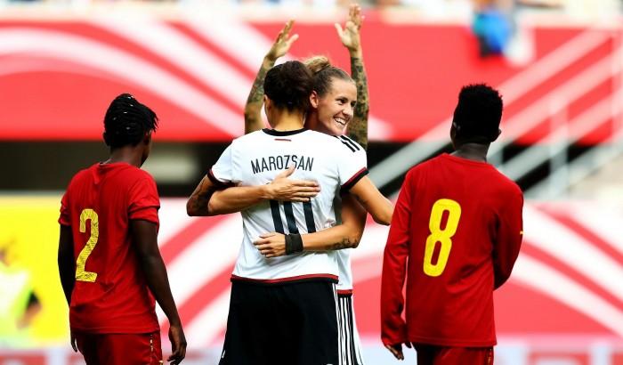 Rio 2016, calcio femminile: USA sul velluto, Germania schiacchiasassi e poker della Francia