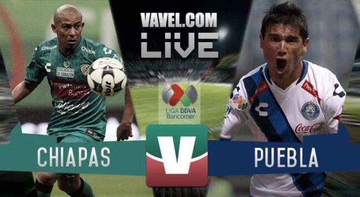 Puebla obtiene puntos vitales en su visita al Zoque