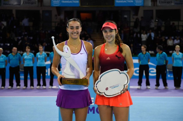 WTA Limoges: Caroline Garcia Wins Her Second Biggest Title, Defeats Louisa Chirico In The Final