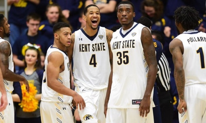 Making It Close: Kent State Golden Flashes Take Care Of Business At Home Against 1st Place Akron