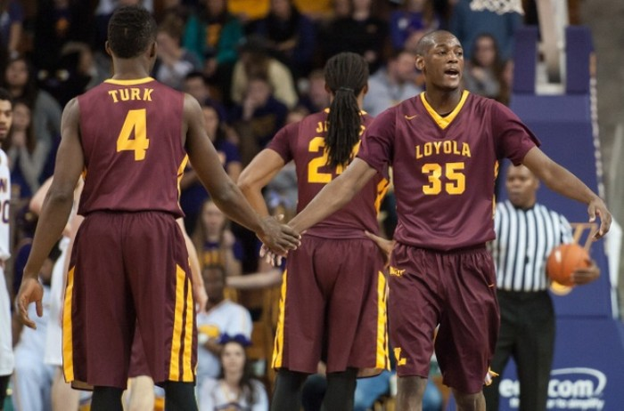 Battle At The Bottom: Loyola (IL) Ramblers Down Drake Bulldogs In Back & Forth Bout