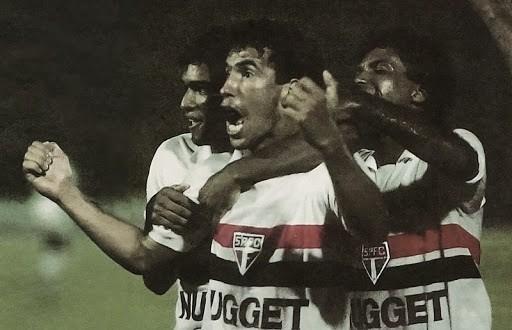 TV Gazeta vai reprisar final do Brasileirão de 1986 entre São Paulo e Guarani
