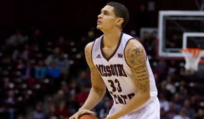 On The Winning Trail: Chris Kendrix's Career-High 21 Propels Missouri State Bears Past Young Bradley Braves