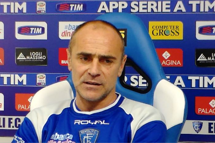"""Empoli, Martusciello: """"Torino ottima squadra, la testa può fare la differenza"""""""