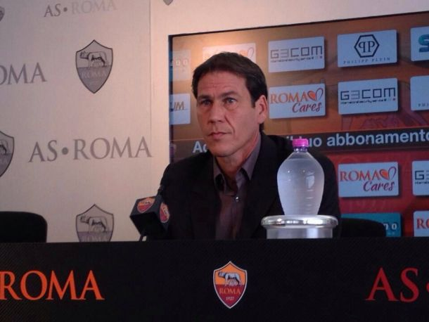 "Garcia: ""Milan squadra di talento, a San Siro per i tre punti"""