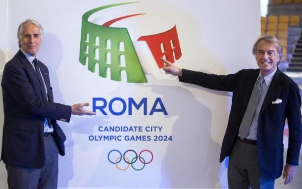 Roma 2024 ha un volto