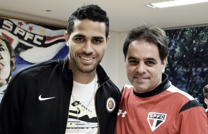Alan Kardec se despede do São Paulo e acerta saída ao Chongqing Lifan