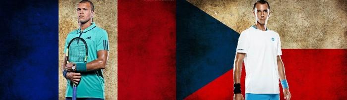 Copa Davis: Desfalcada, República Tcheca recebe a França pelas quartas de final
