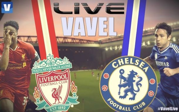 Liverpool Chelsea Live Score Result And Commentary Of Epl