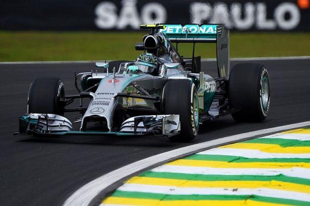 Gp Brasile, qualifiche: decima pole position per Nico Rosberg
