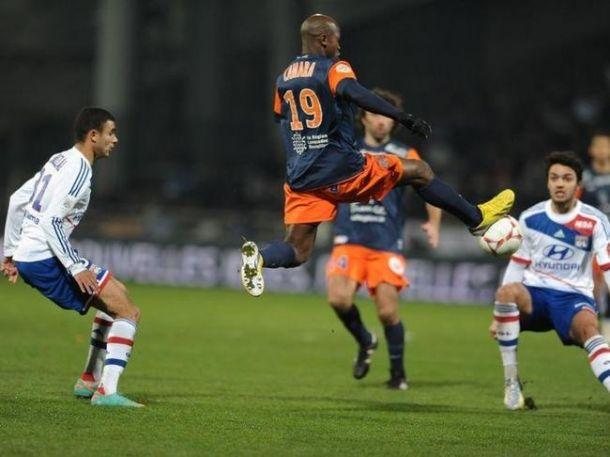 Montpellier assomme Lyon