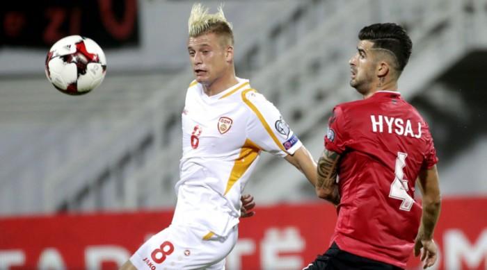 Qualificazioni Russia 2018, Albania-Macedonia 2-1 dopo il diluvio di ieri