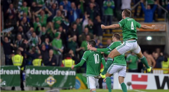 Lafferty segna e l'Irlanda del Nord vince: 3-0 sulla Bielorussia