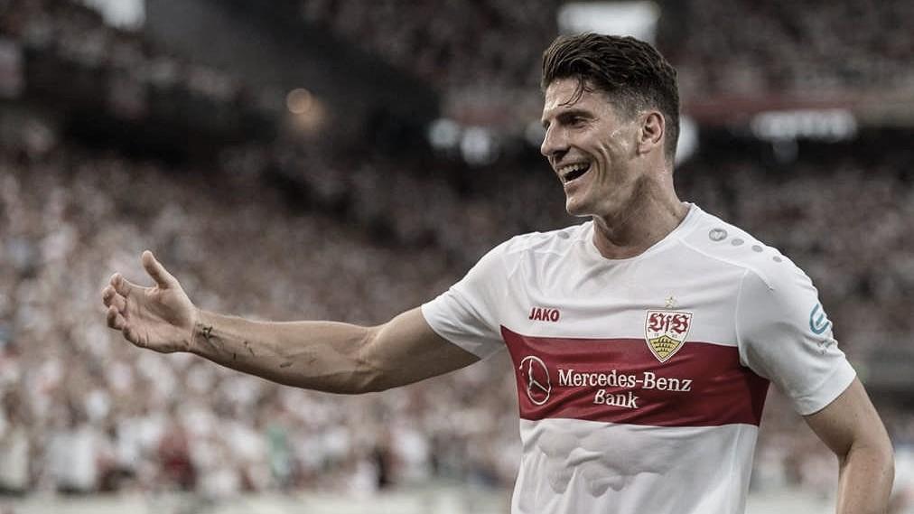 Terceiro maior goleador do Stuttgart e 11º da Bundesliga, Mario Gomez se aposenta