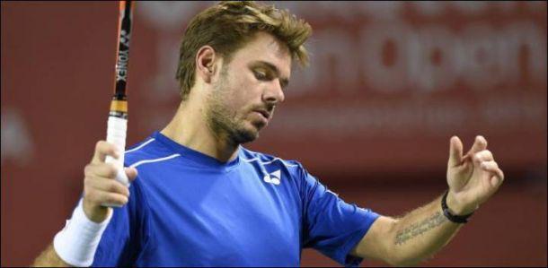 ATP Basilea, subito fuori Wawrinka. Bene Nadal e Anderson