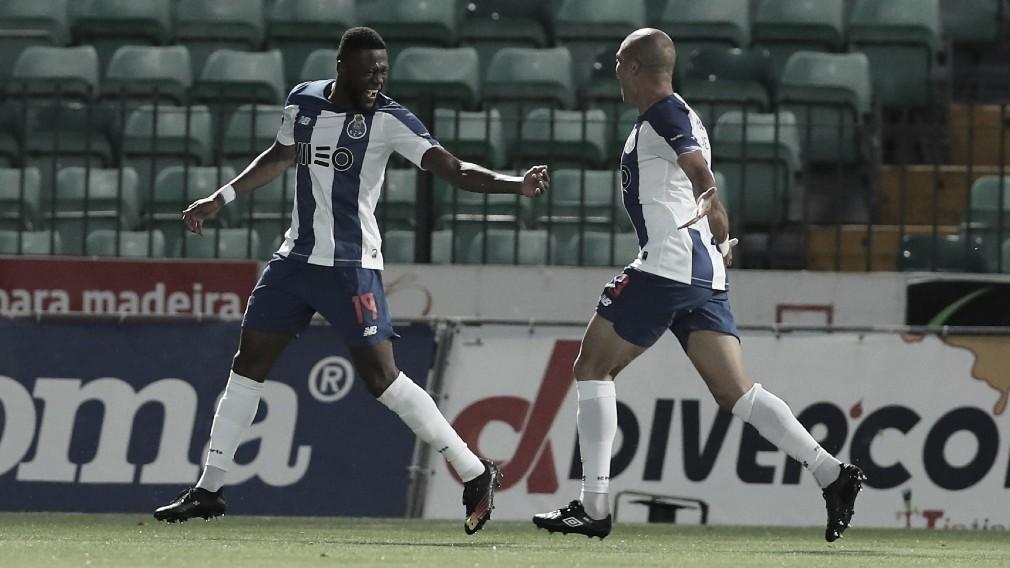 Porto sofre, mas vence Paços de Ferreira e embala rumo ao título português
