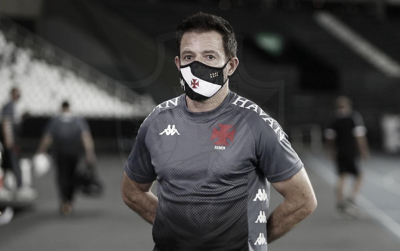 Ramon dignifica triunfo no clássico e prega respeito ao Botafogo para Copa do Brasil