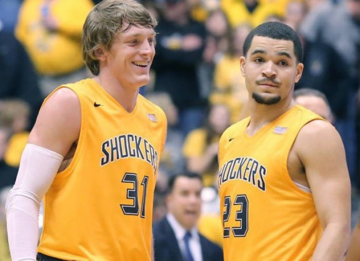 Mothers, Shield Your Children's Eyes: Wichita State Shockers Cut Down & Burn Indiana State Sycamores 84-51