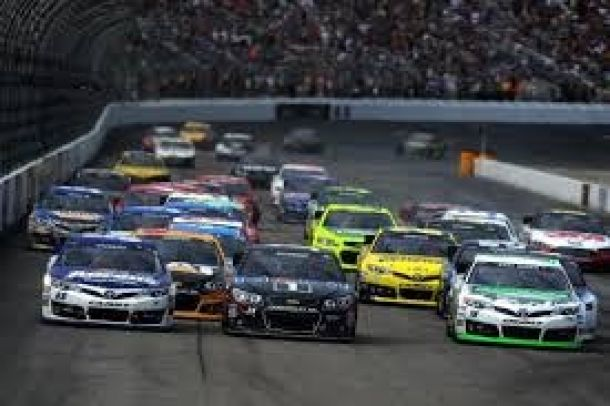 NASCAR Sprint Cup Series Practice 2: New Hampshire