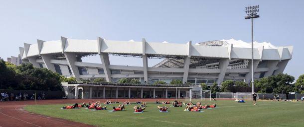 SIPG Shanghái- Atlético: último ensayo antes de regresar a España