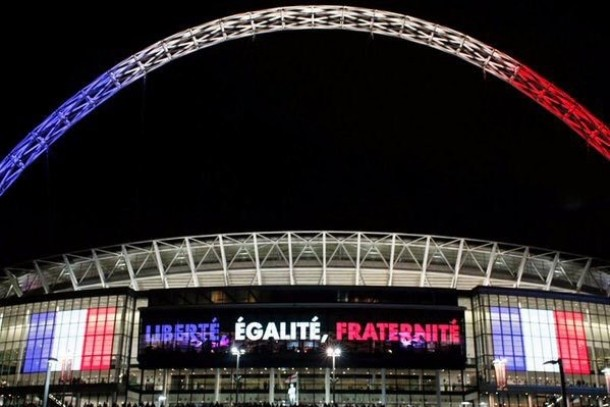 Arsenal in Action - England 2-0 France