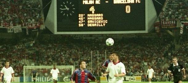 Atenas 1994: el final del Dream Team