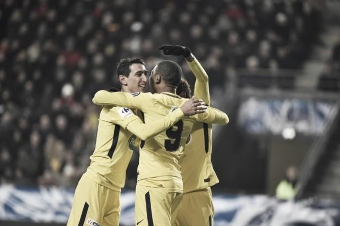 Mega crónica de la novena jornada de Coupe de France