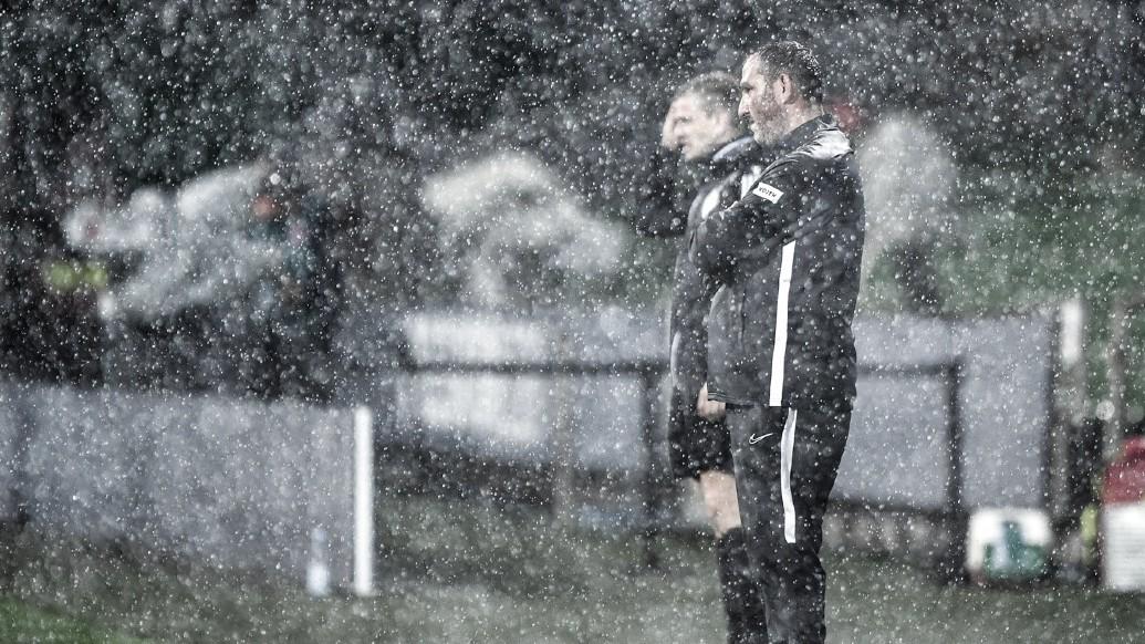 Técnico do Heidenheim, Frank Schmidt se orgulha de empate fora de casa com Werder Bremen
