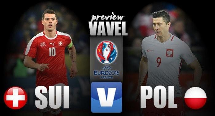 Euro 2016, Svizzera-Polonia. Chi vince trova CR7 o la Croazia di Perisic e Mandzukic