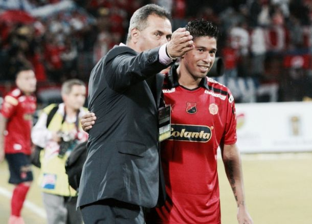 Cristhian Marrugo será baja para Medellín dos semanas