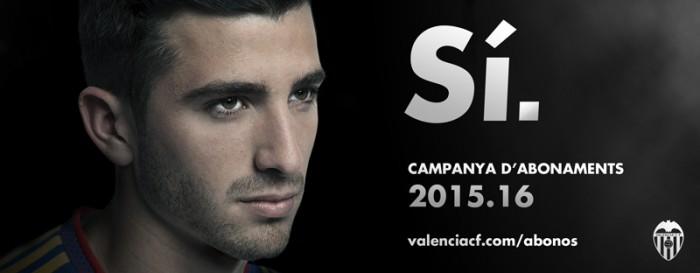 El Valencia regala las entradas a sus abonados para el partido del Rapid