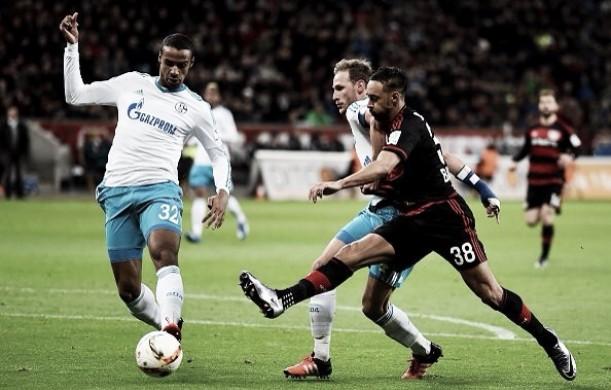 El Leverkusen rescata un empate de la mala fortuna del Schalke