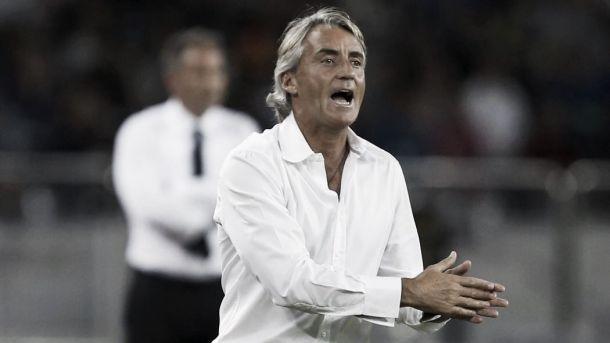 """Inter-Fiorentina, Mancini: """"È andato tutto storto"""". Sousa: """"Fatto tutto ciò che chiedevo"""""""