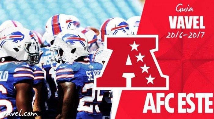 AFC Este: los Patriots y luego, todos los demás