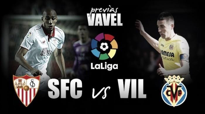 Sevilla – Villarreal: la derrota no está permitida