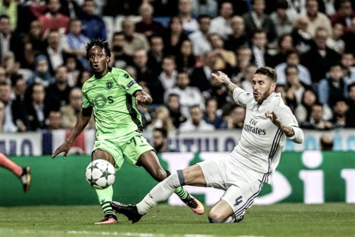 Sporting x Real Madrid: Gelson vs Cristiano, o duelo da formação