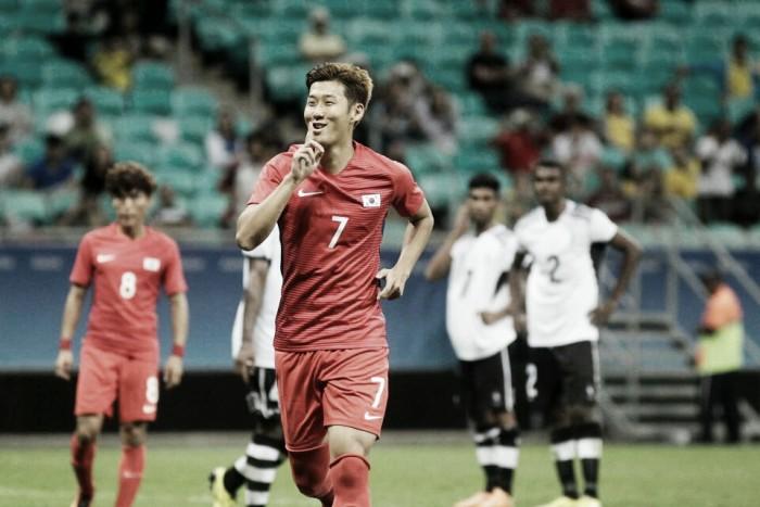 Rio 2016: South Korea hammers Fiji 8-0