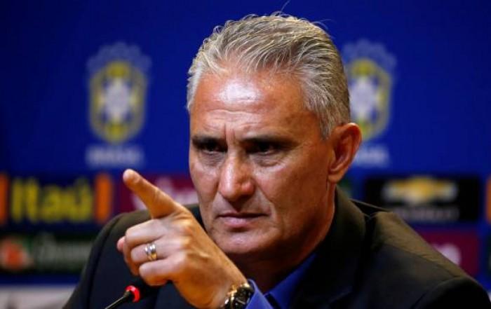 Tite elogió el partido entre Brasil y Colombia
