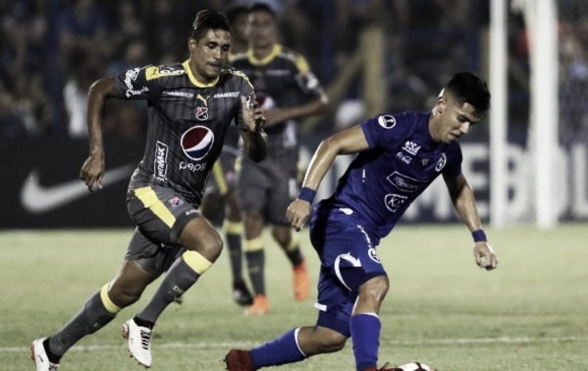 Copa Sudamericana: puntuaciones en el Medellín tras su juego ante Sol de América