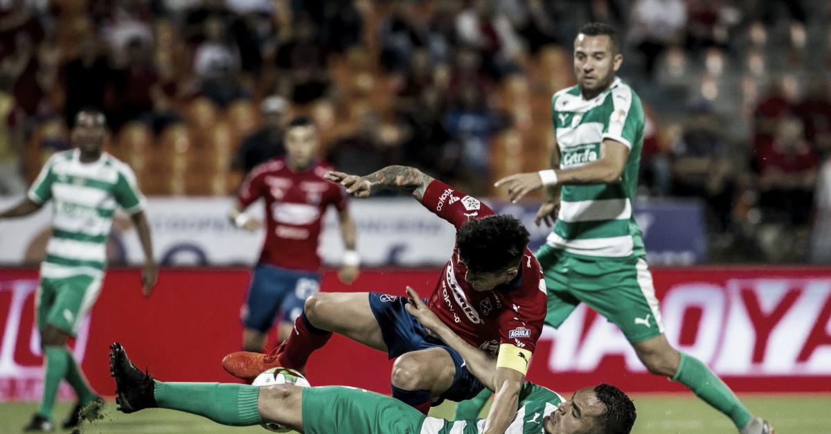 Medellín no pudo en casa ante La Equidad y dejó escapar dos puntos
