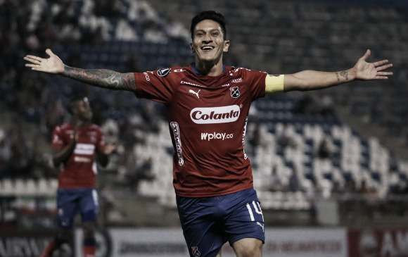 Las voces del Independiente Medellín antes de enfrentar al Unión Magdalena