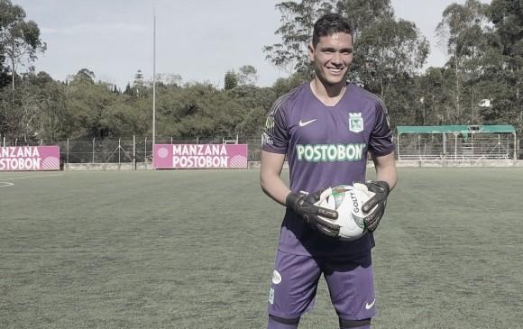"""Aldair Quintana: """"El objetivo primordial es ganar el título con Nacional"""""""