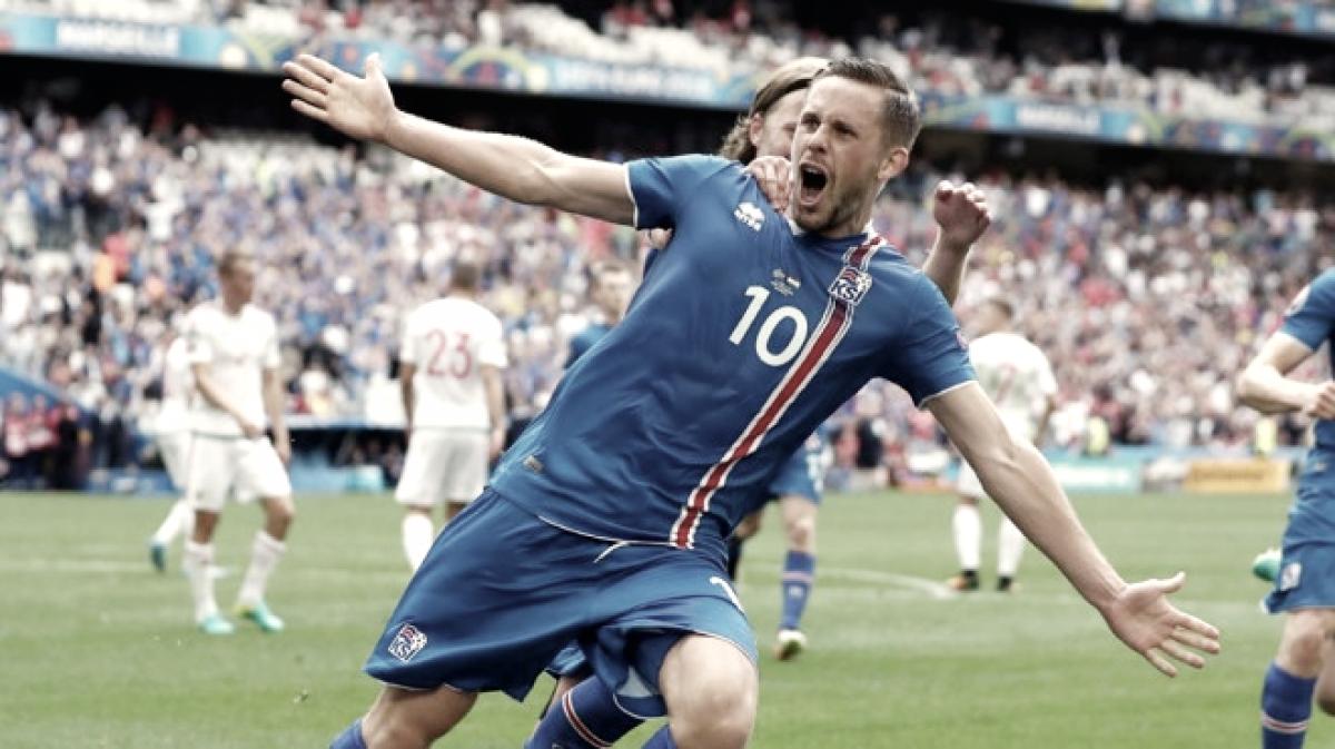 Estrella de Islandia 2018: Gylfi Sigurðsson, el encargado de la pelota