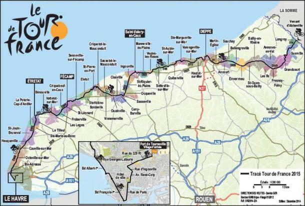 Tour de France, 6° tappa: finale per scattisti