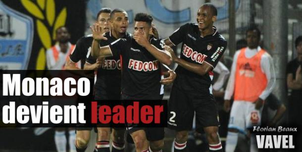 Monaco devient leader